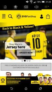 Borussia Dortmund App